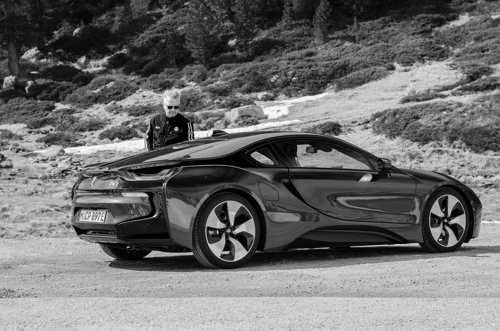 BMW i8 Dieter Losskarn