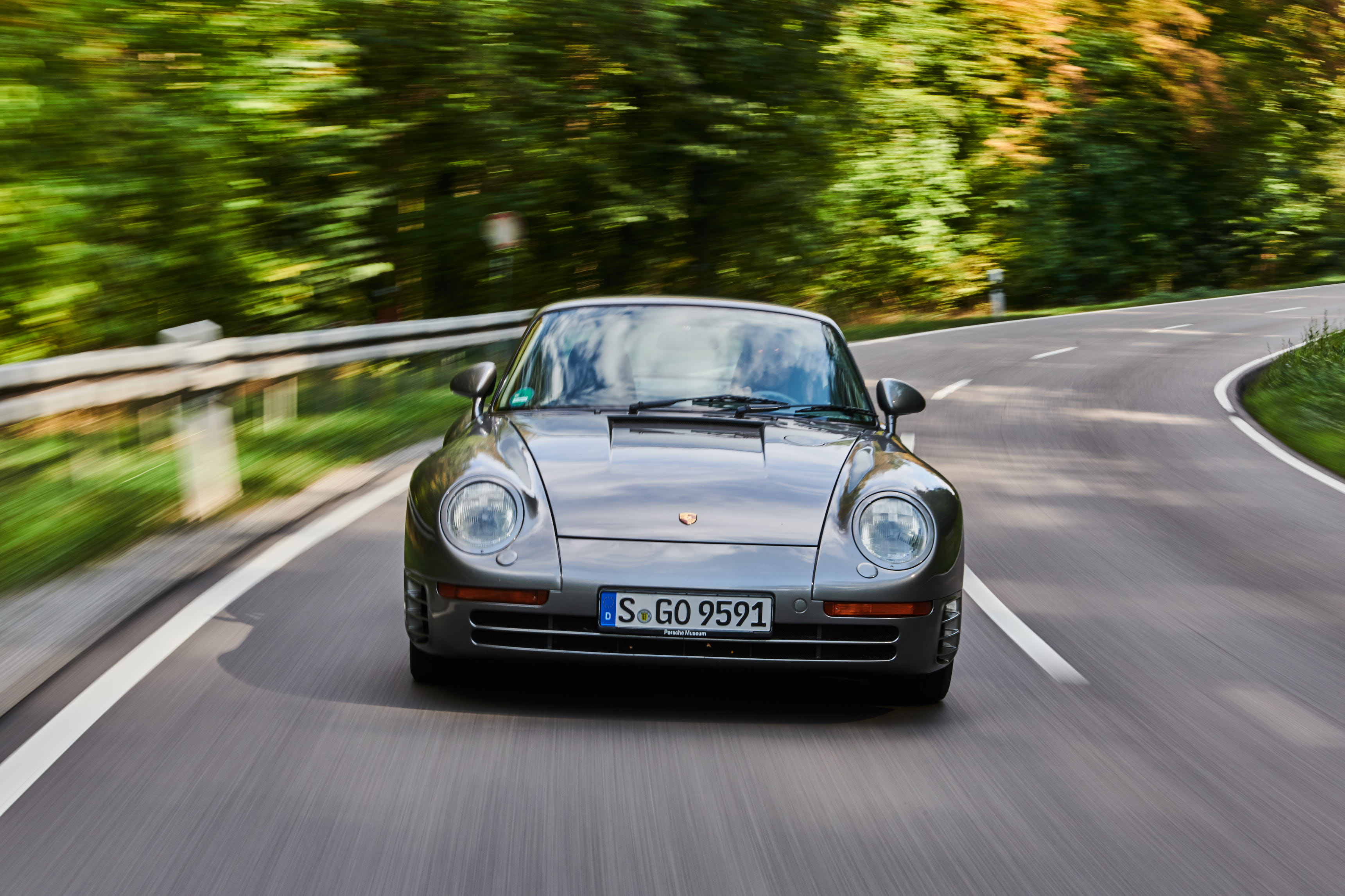 Bucket List – Porsche 959 (GQ December January 2018 2019) – Dieter ... 35837acf378