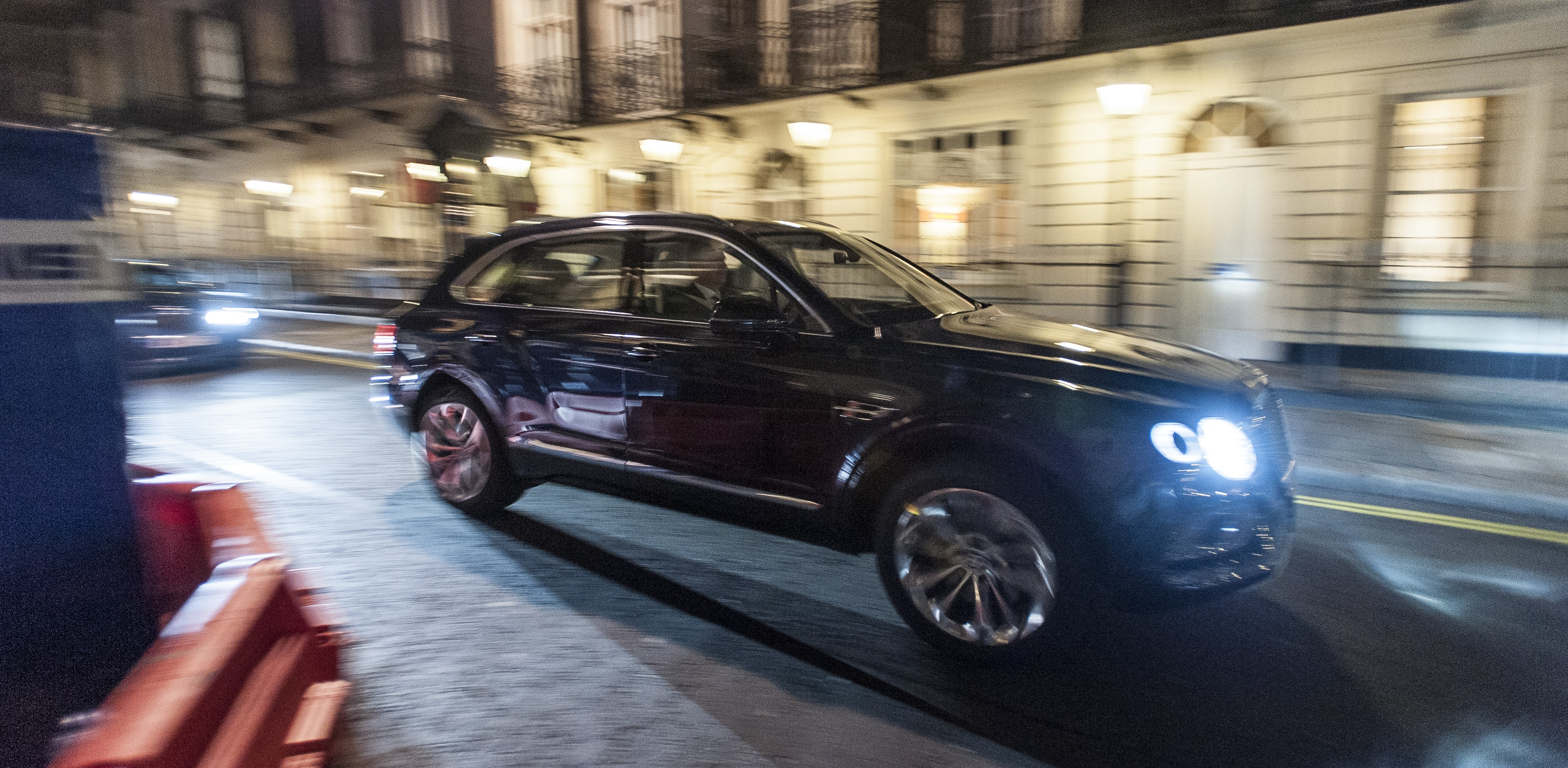 Bentley Bentayga My Car Is My Castle Dieter Losskarn